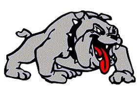 Frostproof Middle-Senior High School Bulldog Mascot